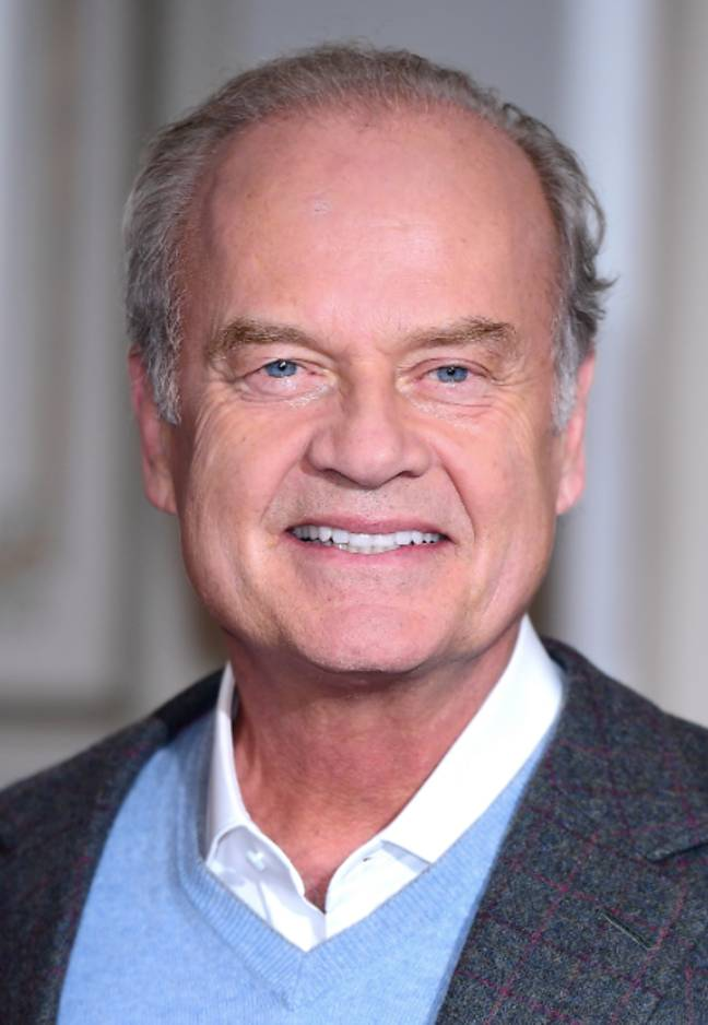 Kelsey Grammer confirmed the news in a statement (Credit: PA)