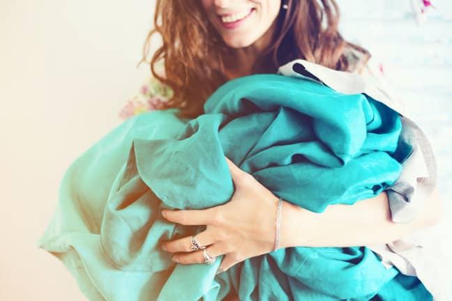 Sheets should be washed atleast once a week (Credit: Unsplash)