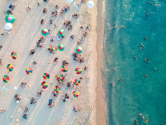 The news comes as Spain reopens its borders to British tourists without the need to quarantine for two weeks (Credit: Unsplash)