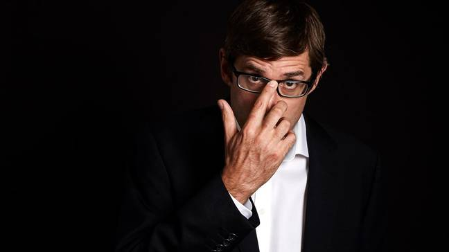In 'Louis Theroux: Docs That Made Me' the presenter unravels his broadcasting DNA (Credit: BBC)