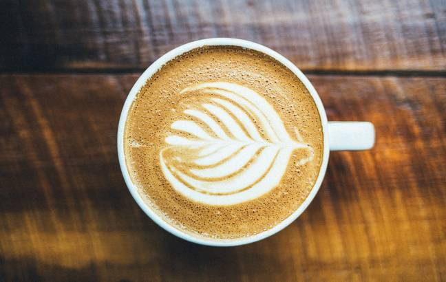 The study showed coffee is at the top of the list of food and drink that makes us happiest (Credit: Pixabay)