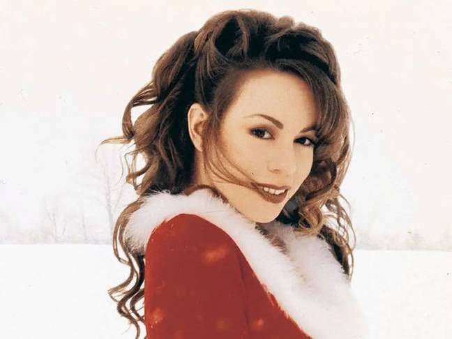 Mariah Carey's All I Want For Christmas is 25 years old (Credit: Mariah Carey/ Youtube)
