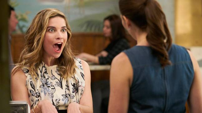 Dan has previously hinted at a Schitt's Creek movie being a possibility (Credit: CBC)