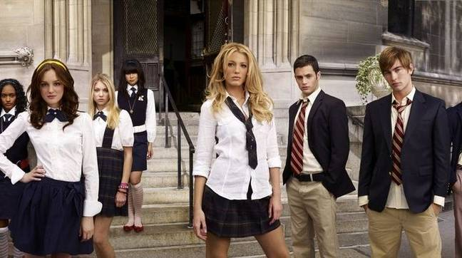 Will the new generation of Upper East Siders live up to the OGs? (Credit: The CW)