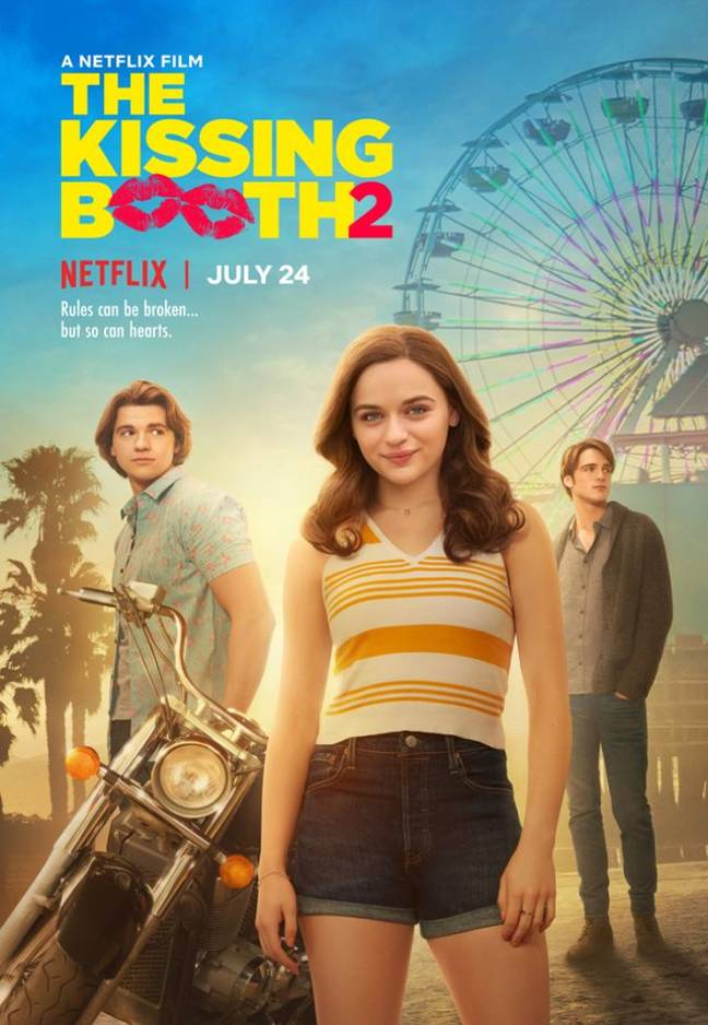 The hotly anticipated Netflix sequel will lands 24th July (Credit: Netflix)