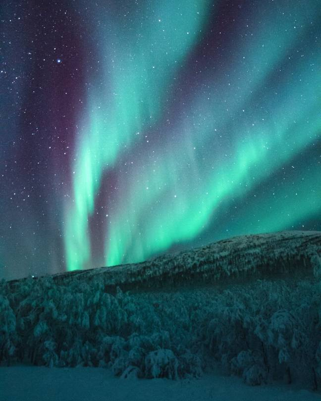 Aurora Borealis is another term for Northern Lights (Credit: Pxhere)