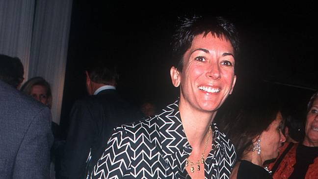Ghislaine Maxwell is currently being held in jail in New York (Credit: PA)