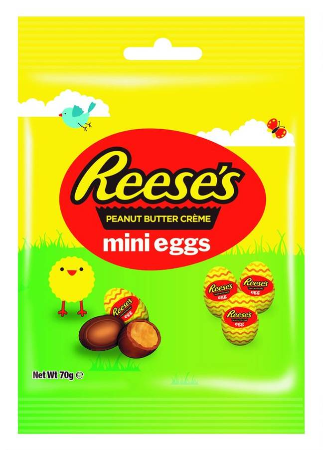 These are a must for Peanut Butter fanatics (Credit: Reese's/The Hershey Company)
