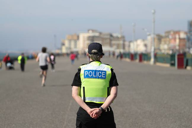 Police have no revealed what is and isn't legal (Credit: PA)