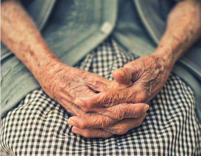 Old people are thought be at greater risk (Credit: Unsplash)