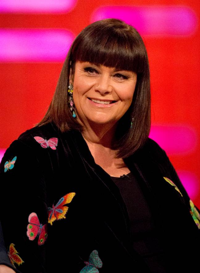 Dawn French is returning to her role as Geraldine (Credit: BBC)