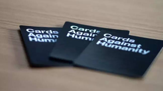 You can now play Cards Against Humanity online with your mates (Credit: Unsplash)