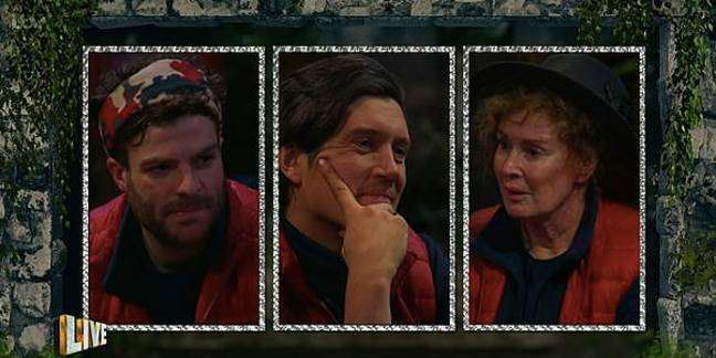 Jordan, Beverley and Vernon will face the next trial (Credit: ITV)