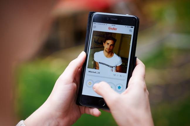 Are you ready to say goodbye to virtual dating yet? (Credit: PA)