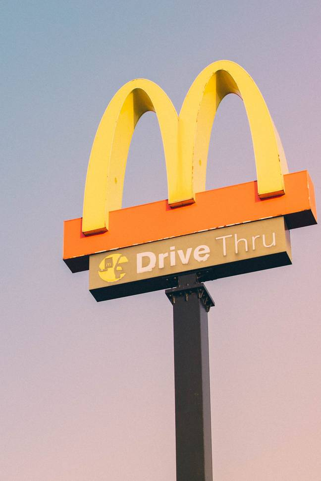 McDonald's is open for drive-thru and delivery (Credit: Unsplash)