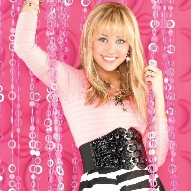 Hannah Montana ran for four seasons (Credit: Disney Channel)