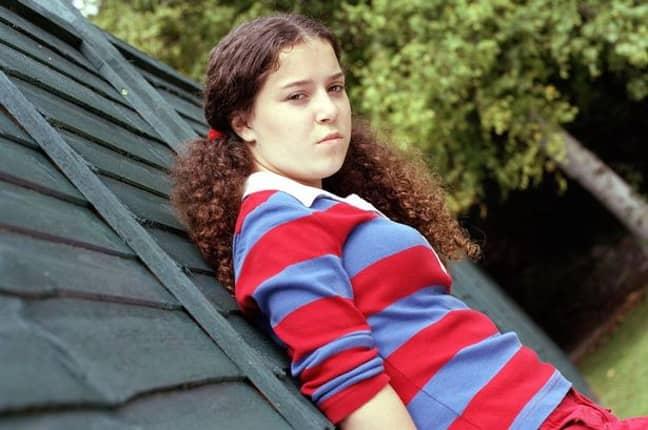 Dani Harmer will be reprisingh her role of Tracy Beaker. (Credit: BBC)