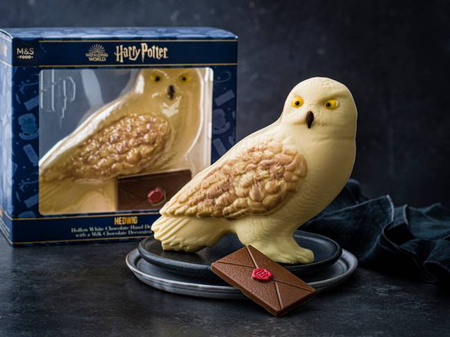 You can also get more magical chocolate (Credit: M&S)