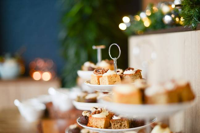 The brunch will actually serve up high tea style food (Credit: Pixabay)
