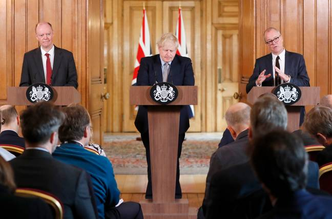 Boris chaired an emergency Cobra meeting (Credit: PA)