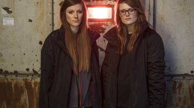 Fugatives Jess and Ella will also be put to the test (Credit: Channel 4)