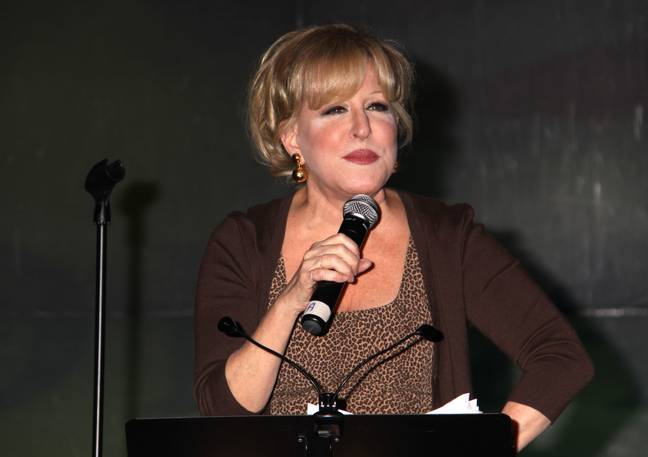 Bette Midler is excited about the new film (Credit: PA)