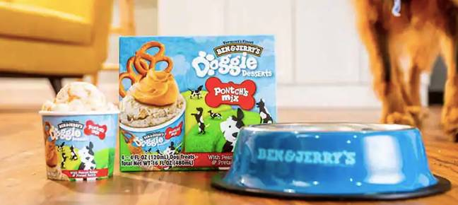 The tubs are available in multi packs too (Credit: Ben & Jerry's)