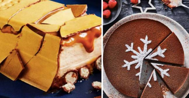 The Bullion Bar and the Chocolate Torte are unmissable (Credit: M&S)