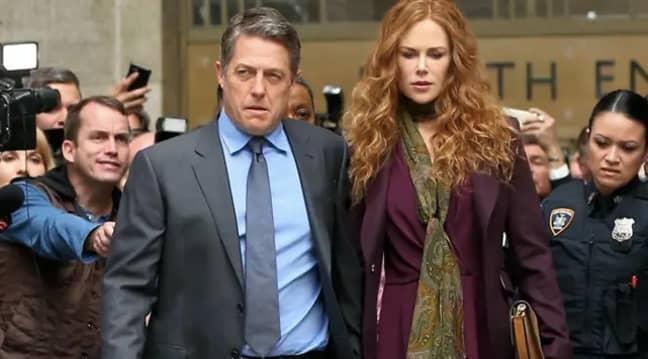 Nicole Kidman starred alongside Hugh Grant in The Undoing (Credit: HBO)
