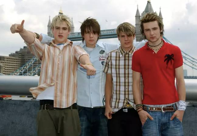 McFly is made of Tom Fletcher, Danny Jones, Dougie Pointer and Harry Judd (Credit: PA)