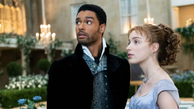 Bridgerton is getting a second season! (Credit: Netflix)