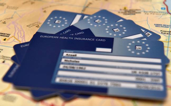 Have you checked your EHIC card? (Credit: PA)