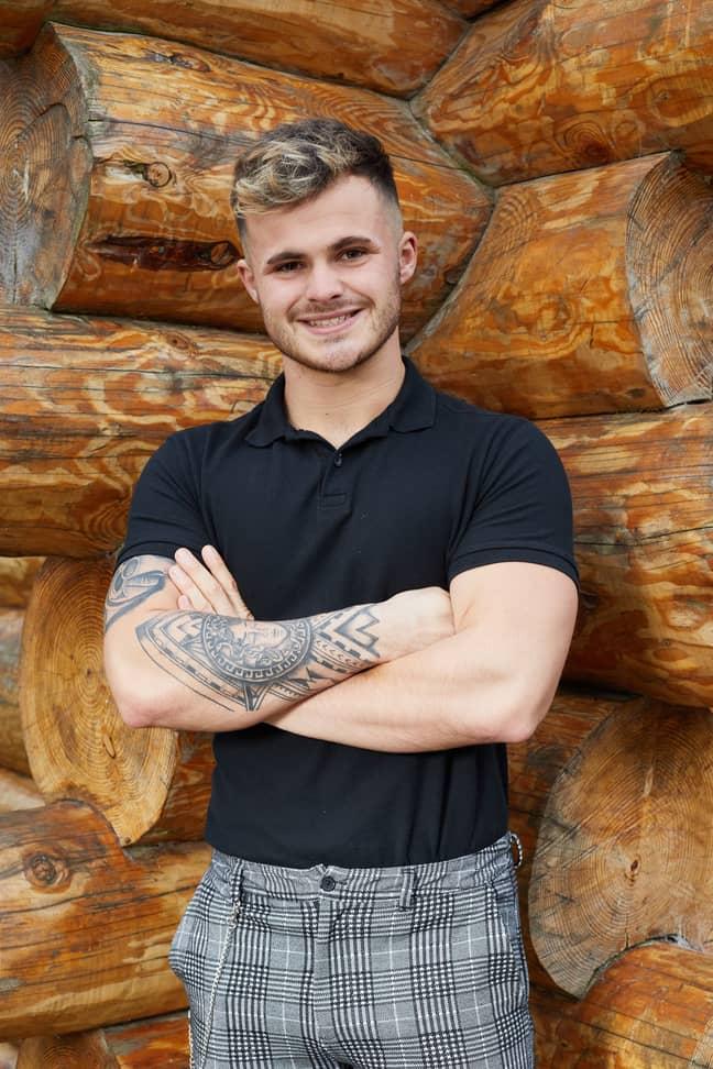 Joel is looking to date beyond Wales (Credit: ITV)