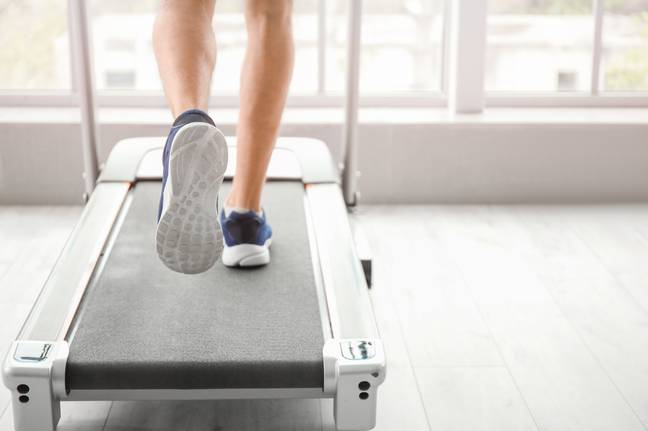 Sometimes you need to slow down the treadmill (Credit: Shutterstock)