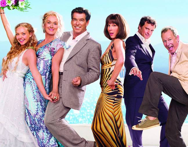 Mamma Mia was released in 2008 (Credit: Universal Pictures)