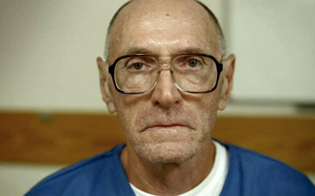 Giles killed five women (Credit: Netflix)