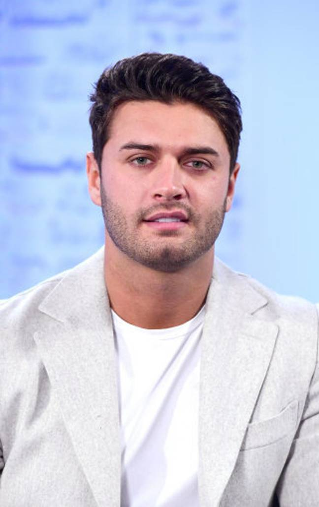 Love Island Star Mike Thalassitis Has Died Aged 26. Credit: PA