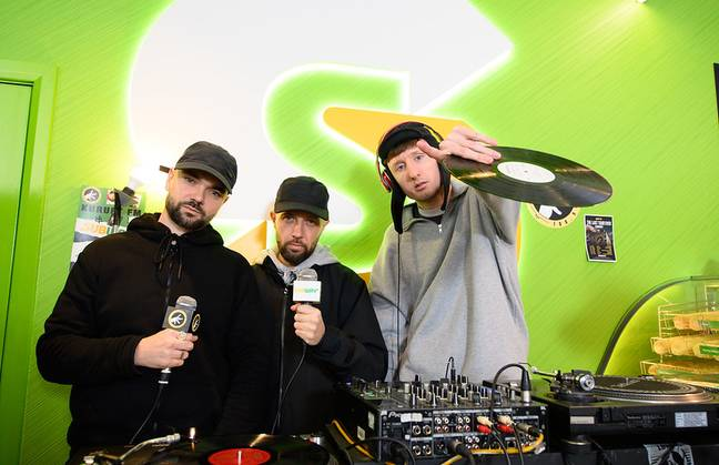 Kurupt FM is back with a brand new series (Credit:  Jonathan Hordle/PA Wire)