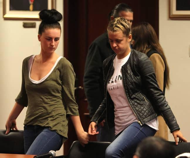 Both women were sentenced to seven years in jail (Credit: Shutterstock)