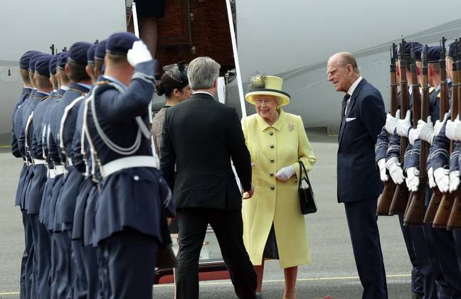 The Queen is an especially well-travelled monarch (Credit: PA)