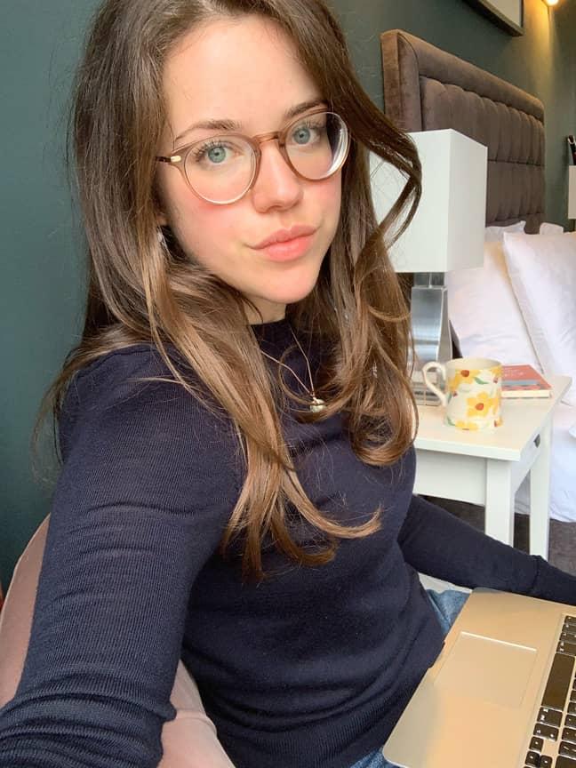 Francesca has shared her tips on coping during the coronavirus lockdown (Credit: Francesca Specter)