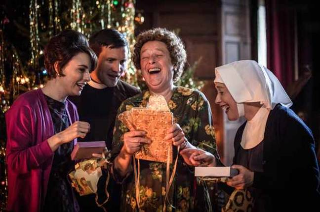 'Call the Midwife' Christmas special airs on BBC on 25th December (Credit: BBC)