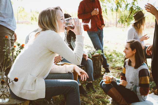 We can't wait to have garden parties again (Credit: Unsplash)
