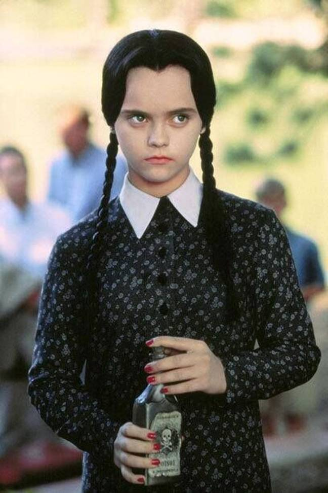 The reboot is from the perspective of Wednesday Addams (Credit: Paramount Pictures)