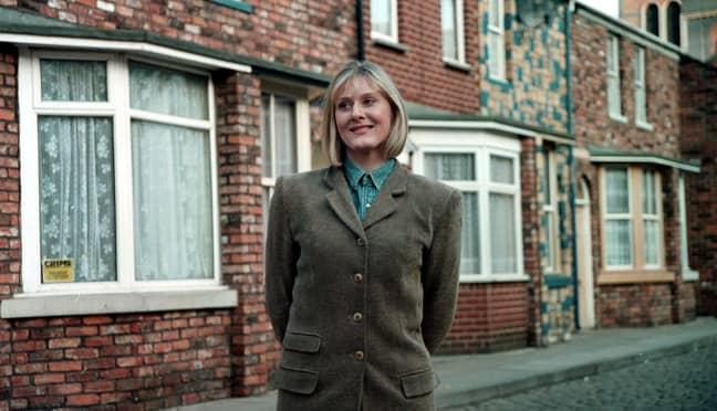 Sarah Lancashire played Raquel Watts in 'Corrie' (Credit: PA)