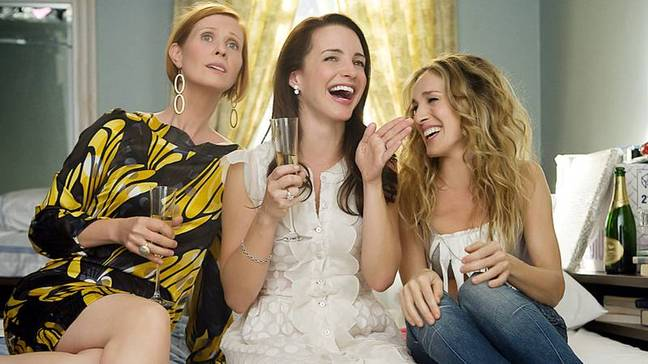 Carrie, Miranda and Samantha will be returning (Credit: HBO)