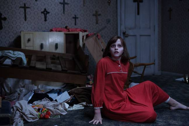 The Conjuring 2 was set in Enfield, North London (Credit: Warner Bros.)