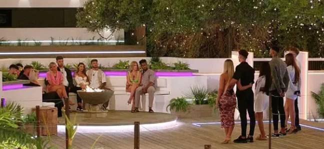 Three couples face the chop (Credit: ITV)