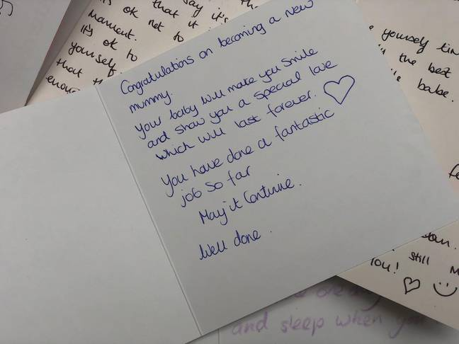 Simply post your message in one of the designated post boxes (Credit: Red Letter Days)