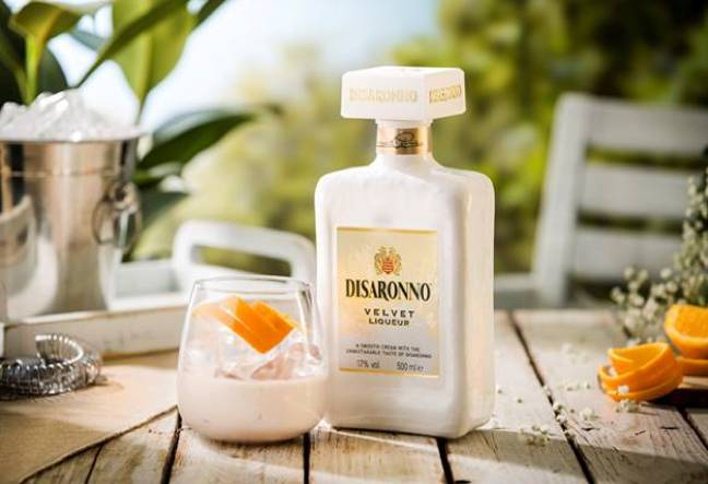 Disaronno has not released a new drink for 500 years (Credit: Disaronno UK)
